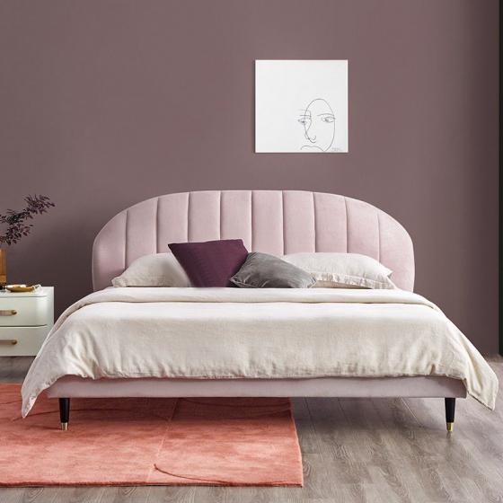 Giường ngủ hiện đại đơn giản 05