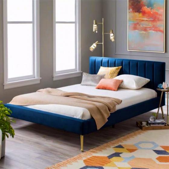 Giường ngủ hiện đại đơn giản 08