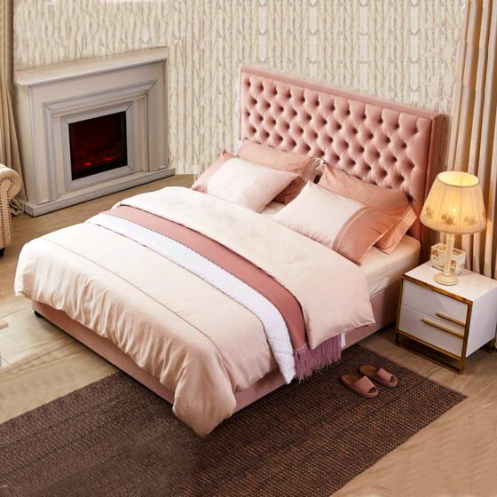 Giường ngủ hiện đại đơn giản 13