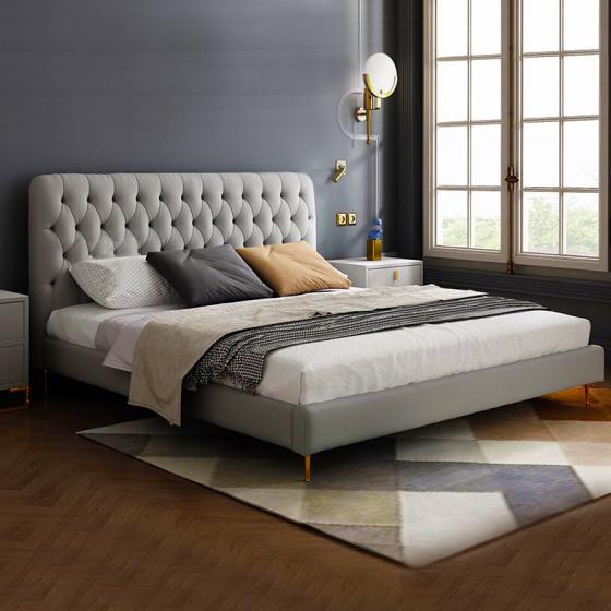 Giường ngủ hiện đại đơn giản 14