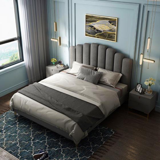 Giường ngủ hiện đại sang trọng 01